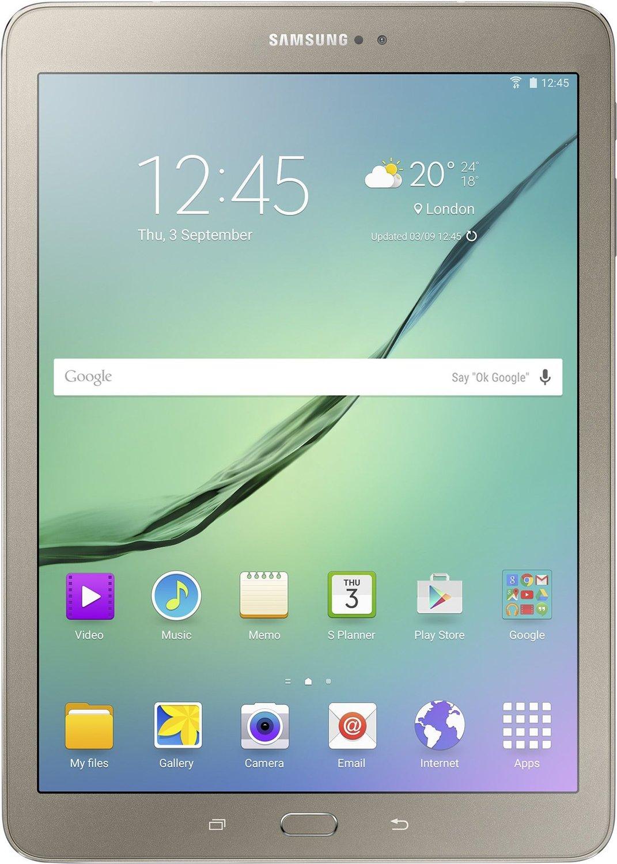 (Schweiz/Interdiscount) SAMSUNG Galaxy Tab S2 gold 
