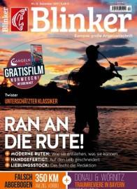 1 Jahr Blinker Magazin (inkl. 6 DVDs) im Abo für 68,40 € mit 65€ Amazon-Gutschein oder 65€ Verrechnungsscheck