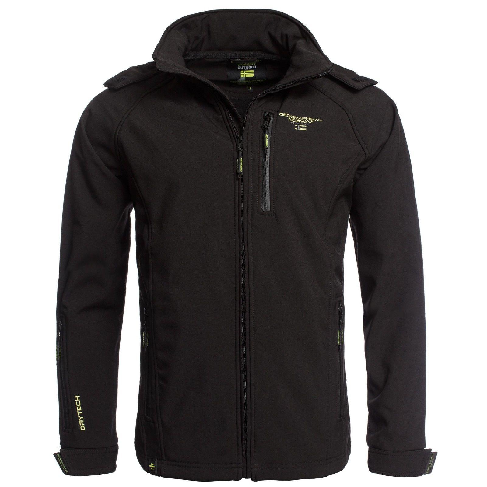 Geographical Norway Softshell Jacke für Damen und Herren
