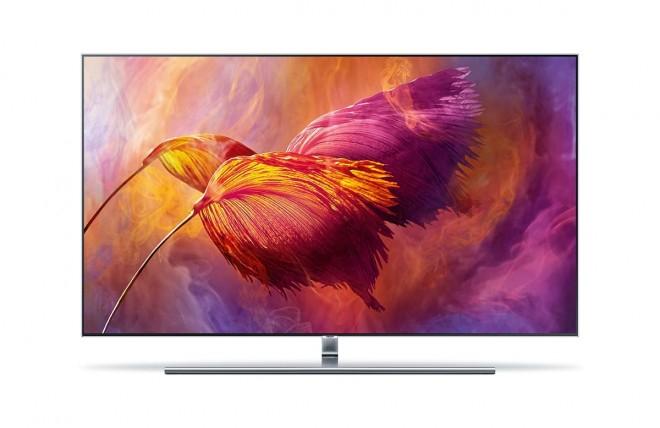[Expert] Samsung QE55Q8FGMTXZG Smart-TV 138cm 55 Zoll QLED 4K UHD 3100PQI B DVB-T2/C/S2 (Silber) inkl. 150€ Hinrunden Bonus