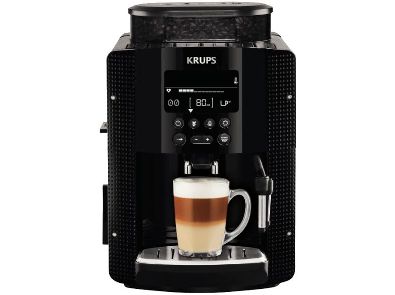Krups EA 8150 Kaffeevollautomat (Metall-Kegelmahlwerk, 1,8l Wassertank) @mediamarkt.de