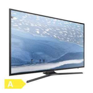 Samsung UE55KU6079UXZG - 55 Zoll Fernseher (Ultra HD, 4K, HDR, DVB-T/-T2/-C/-S/-S2 HEVC H.265, Smart TV, WLAN, HbbTV, 60 Hz nativ, Gaming Mode, Input Lag <30ms) [eBay]