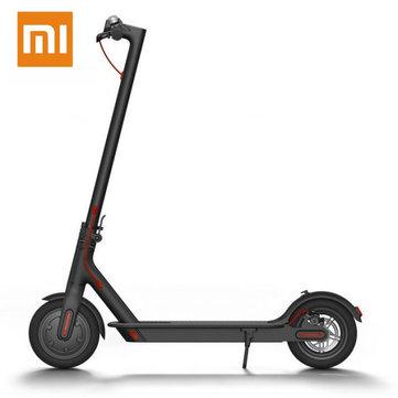 Original Xiaomi M365 Elektro Scooter in Schwarz für unter 300€ bei Gearbest *UPDATE*