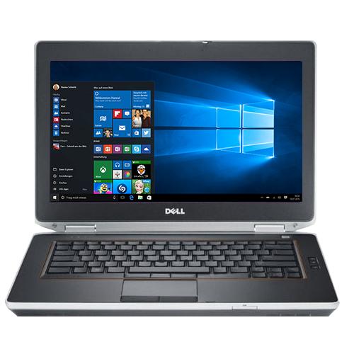 [One] Dell E6320 / 256GB SSD / 8 GB RAM / i5-2520M / Win 10 Home - Refurbished -