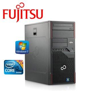 Fujitsu Esprimo P710 Desktop-PC (i3-2100, 4GB RAM, 128GB SSD, DVD-Brenner, USB 3.0, 280W, Win 7 Pro) für 114€ [gebraucht] [IT-Depot]