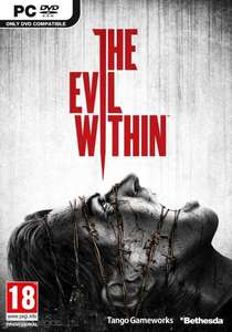 The Evil Within (Steam) für 3,13€ [CDKeys]