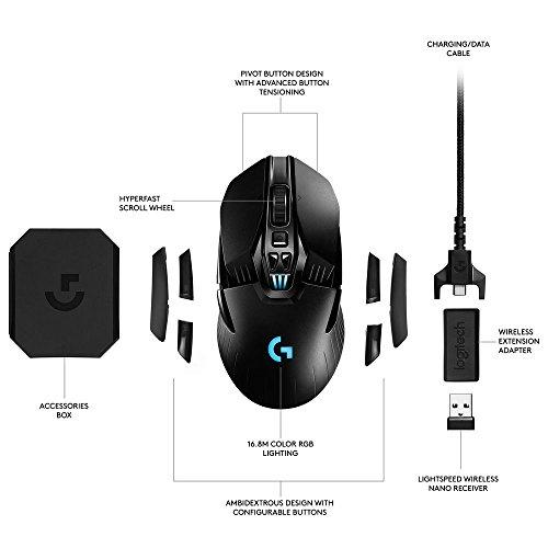 Logitech G903 Lightspeed für 122,74 EUR (Amazon)