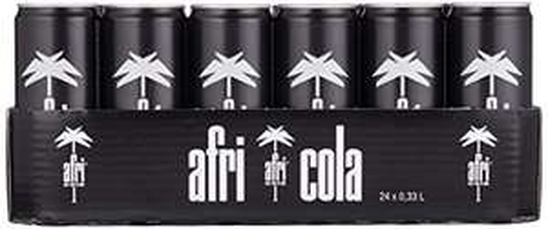 [Amazon Prime] afri cola, 24er Pack (24 x 330 ml), 39 Cent je Dose, Sparabo möglich