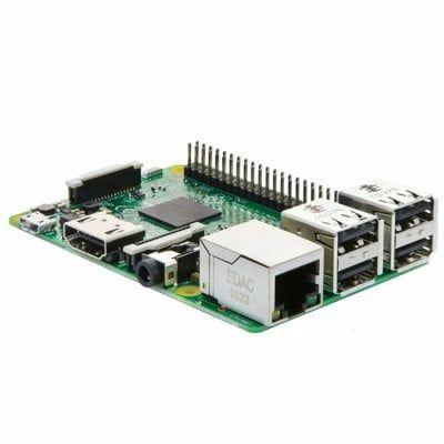 [GB] Raspberry Pi 3 für 32-33 €