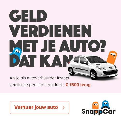 50€ für die erste Buchung bei SnappCar (private Autovermietung; kein MBW, Freebie möglich)