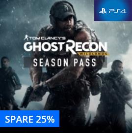 PS4 - Tom Clancy's Ghost Recon® Wildlands - Season Pass