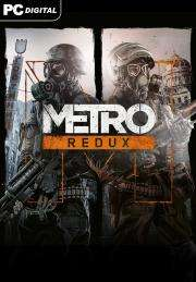 Metro Redux Bundle für 5,40€ [Gamersgate UK] [Steam]