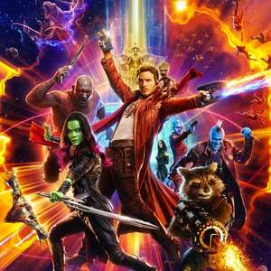 Guardians of the Galaxy Vol. 2 für 0,99€ in HD leihen (RakutenTV/evtl. GooglePlay)