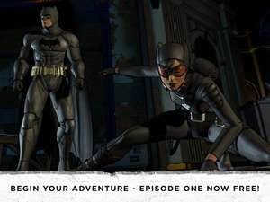 [iOS] Batman - The Telltale Series - erstmalig kostenlos statt 4,99€