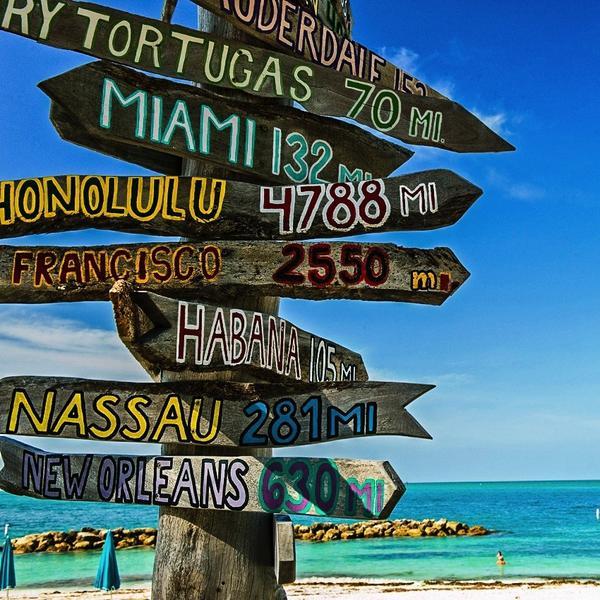 Flüge: USA [November - April] - Von Düsseldorf nach Los Angeles, Miami oder San Jose ab nur 276€ Hin- und Rückflug inkl. Gepäck