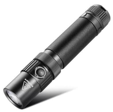 zanflare F1 LED-Taschenlampe mit Cree XPL V6 LED für 8,41 € – USB-Ladefunktion, 1.240lm, IP68