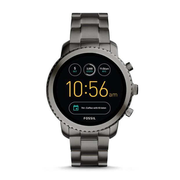 """Neue Fossil Smartwatch Gen """"Q Explorist"""" statt 250-299€ nur 217€ dank Newslettergutschein"""