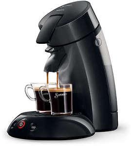 PHILIPS Senseo HD7817/15 Kaffeepadmaschine inkl. 150 GRATIS Pads für 44,99€ möglich