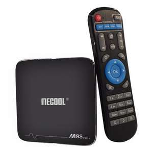 MECOOL M8S Pro Plus S905X Android TV Box (HD Streaming) 2GB/16GB