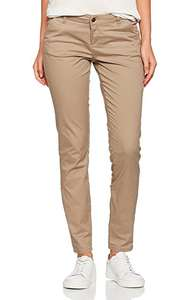 "Beige Chino ""onlPARIS Low Skinny"" von ONLY bei Jeans Direct"