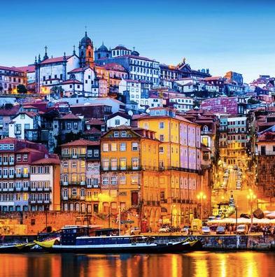 Flüge: Portugal [November - Dezember] - Von Baden Baden nach Porto ab nur 34€ Hin- und Rückflug