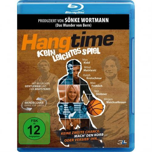 Hangtime Kein leichtes Spiel [Blu-ray] für 5,36€ inkl. VSK @Amazon