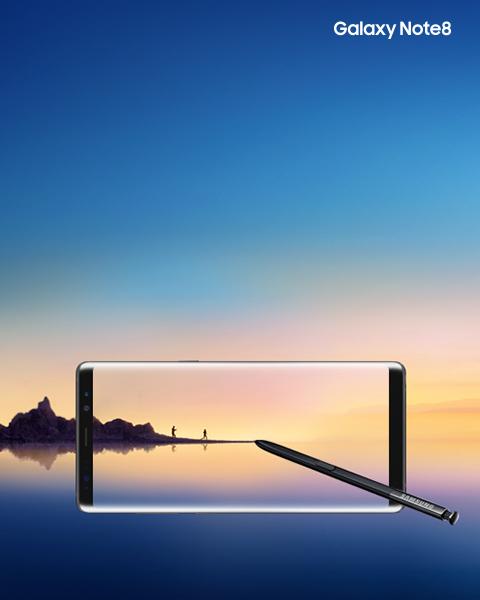 [Samsung Onlineshop] 15% auf das Samsung Note 8 (oder andere Artikel) + 100,- Zubehör-Gutschein