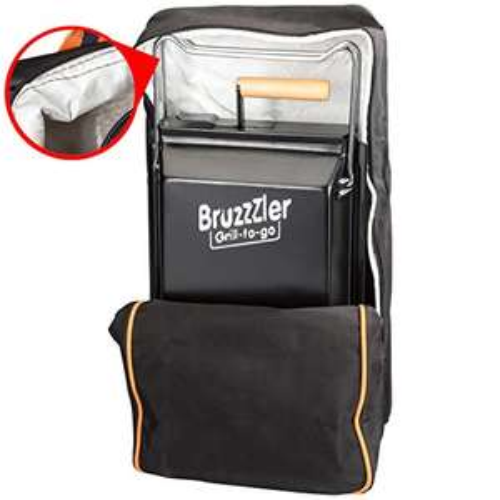 @AMAZON: Original Bruzzzler (ähnlich original xiaomi!) Holzkohle-Klappgrill mit hitzebeständiger Tragetasche - selbstlöschend und selbstreinigend für 38,49 € / sonst etwa 60 €