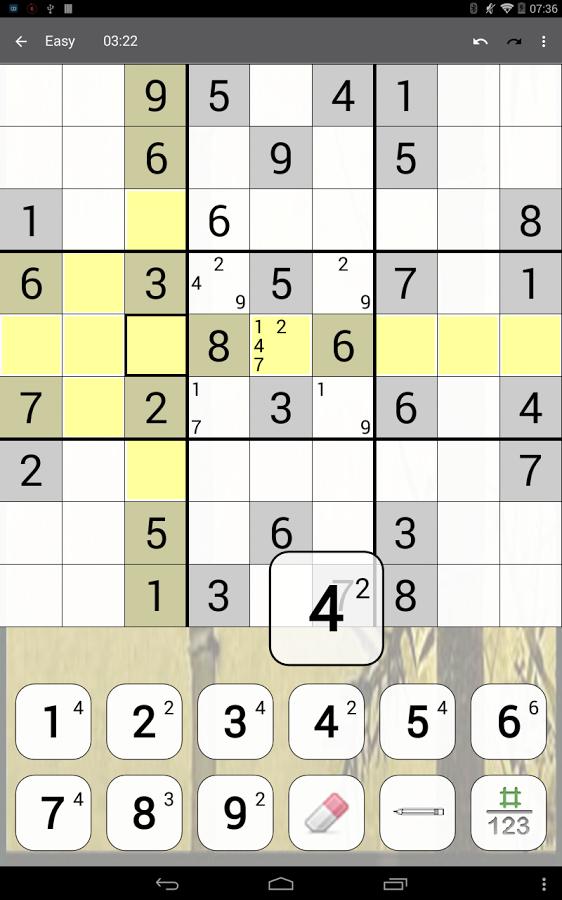 [Android] Sudoku Premium 0,00€ statt 2,49€
