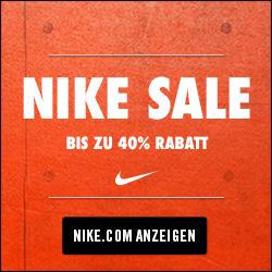 End of Season Sale bei Nike: Mehr als 1.200 Artikel um bis zu 40% reduziert