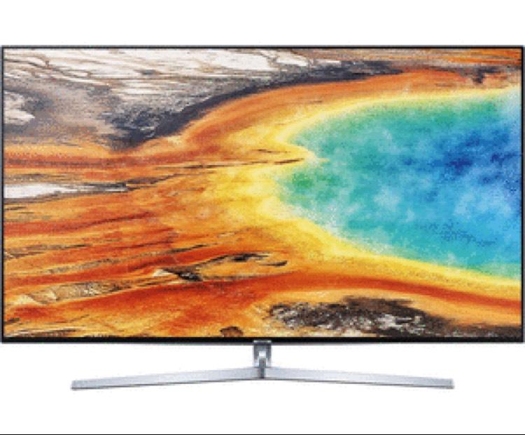 Samsung MU8009, 55 Zoll, Amazon Prime