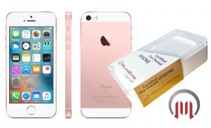 iPhone SE 16GB roségold refurbished/generalüberholt