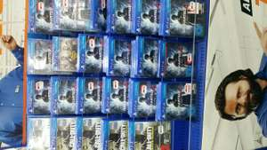 Lokal - Saturn PS4 uncharted 4 9,99