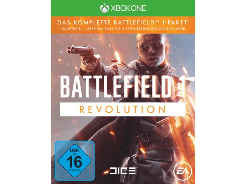 [Media Markt] Battlefield 1 Revolution - PC / PS4 / XBOX One