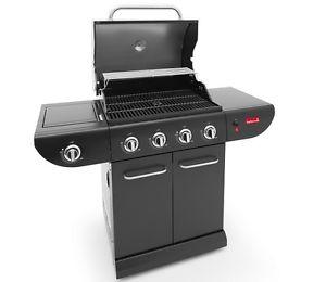 """Barbecook Gasgrill """"Sumo Black"""" mit 4 Brennern für 277€ inkl. Versand"""