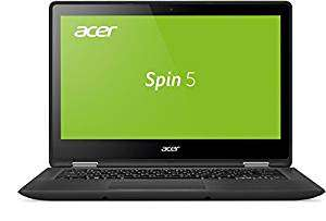 Acer Spin 5 13,3 Zoll Multi-Touch Full HD IPS Convertible Notebook(Intel Core i5-7200U, 8GB RAM, 512GB SSD)
