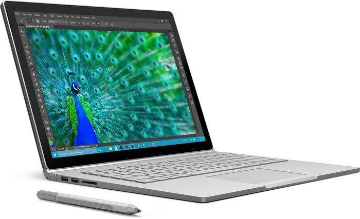 Microsoft Surface Book mit Performance Base (i7-6600U, 8GB RAM, 256GB SSD, Geforce 965M) + Docking Station + Surface Maus für 1949€ [Mediamarkt]