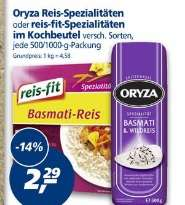 [real,- bundesweit] 500g Packung Oryza Himalaya Basmati Reis für 1,59€ (Angebot + Coupon)
