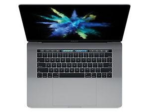 MacBook Pro 15, 256GB, i7 7.Gen, 2017 Silber und Grau (Ebay Gravis)