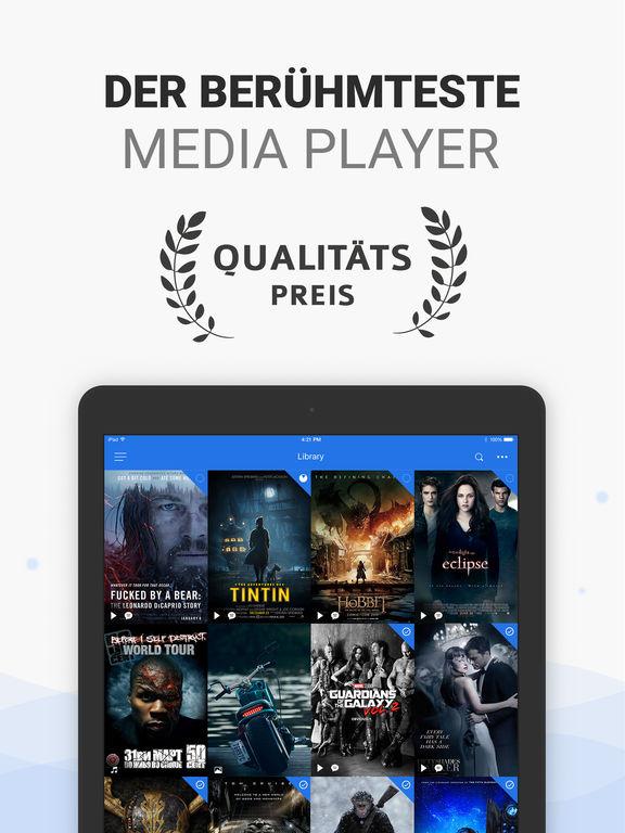(IOS) PlayerXtreme Media Player PRO - Filme & Streaming / kurzfristig kostenlos statt 5,49 Euro
