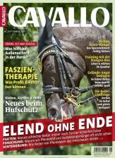 """2 Ausgaben(Print) der Pferdezeitschrift """"Cavallo"""" gratis erhalten"""