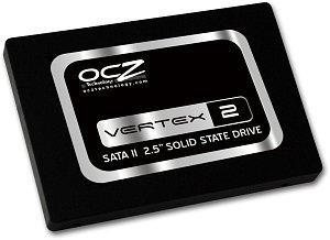 """OCZ Vertex 2 120GB, 2.5"""", SATA II SSD 69,99€"""