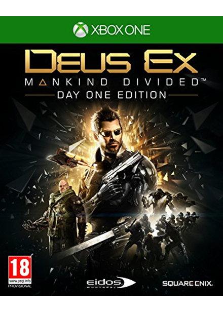 Deus Ex: Mankind Divided - 8,32€ für (Steam) bei [CDKeys] & 7,98€ für (Xbox One) bei [Base]