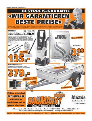 Kärcher K3 Car & Home T150 - Globus Baumarkt lokal