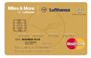 [Bis 30.09.] 15.000 Meilen für Lufthansa Gold World Plus Kreditkarte