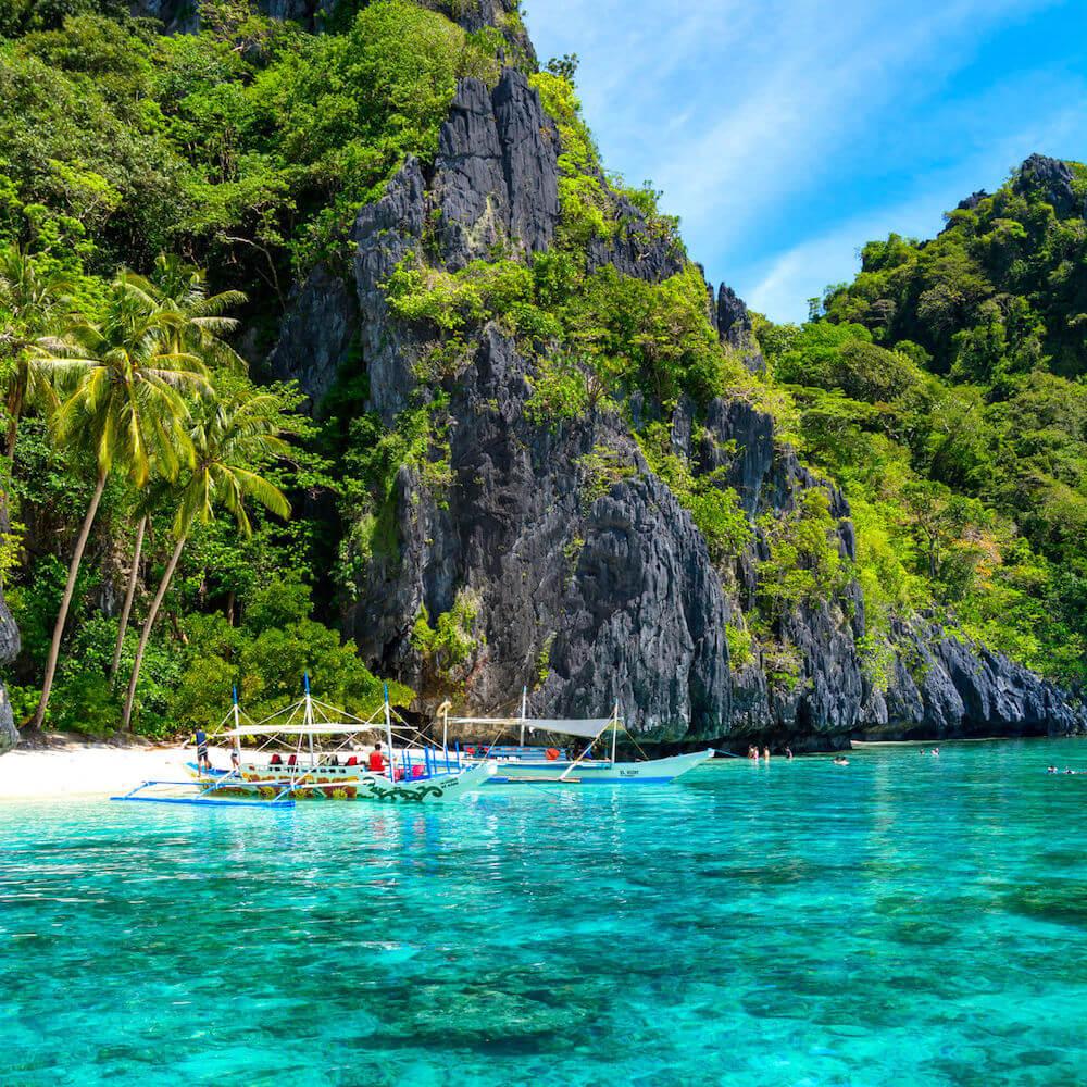 Flüge: Philippinen [September - Juni] - Von Frankfurt nach Manila mit Kuwait Airways ab nur 389€ inkl. 2 Gepäckstücke bis max. 23kg p.P.