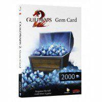 [CDKeys.com] Guild Wars 2 2000 Gems für 15,59 € ohne, 14,81 € mit Facebookgutschein (kostet 25€ ingame)