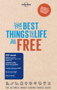 "Lonely Planet Gratis Reise-E-Book ""The best things in life are free"""