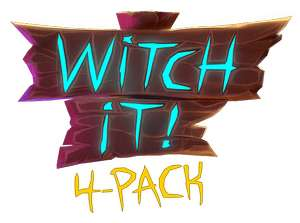 Witch It 4-Pack [Steam]