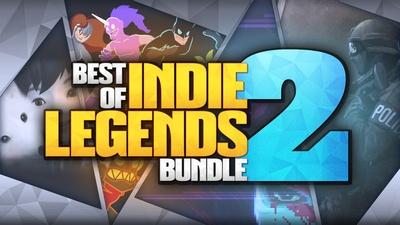 [STEAM] Indie Legends 2 Bundle mit 8 Steam Spielen für 3,59€